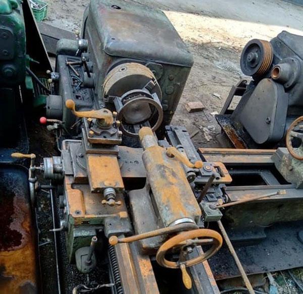 Chuyên thu mua máy móc cũ uy tín