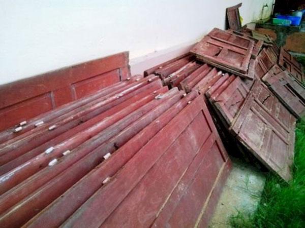 Thu mua cửa gỗ cũ chuyên nghiệp