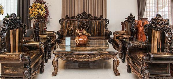 Chuyên mua bàn ghế gỗ cũ xưa giá cao