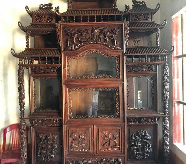 Chuyên mua đồ gỗ cũ xưa giá cao