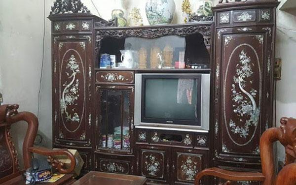 Chuyên thu mua đồ dùng cũ từ gỗ giá cao