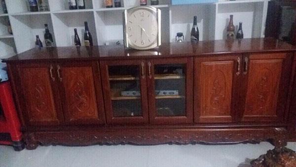 Nhận thanh lý các loại tủ gỗ cũ dùng trong gia đình