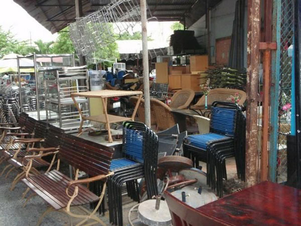 Thu mua đồ gỗ cũ thanh lý TPHCM
