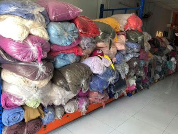 Nhận thu mua các loại vải vụn, vải phế liệu