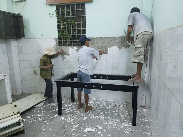 Báo giá dịch vụ xây dựng sửa chữa nhà tại Đông Phương