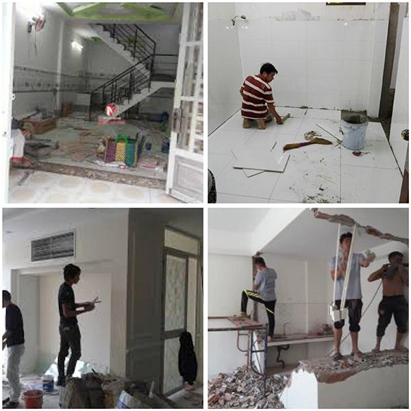 Dịch vụ xây dựng sửa chữa nhà tại Đông Phương