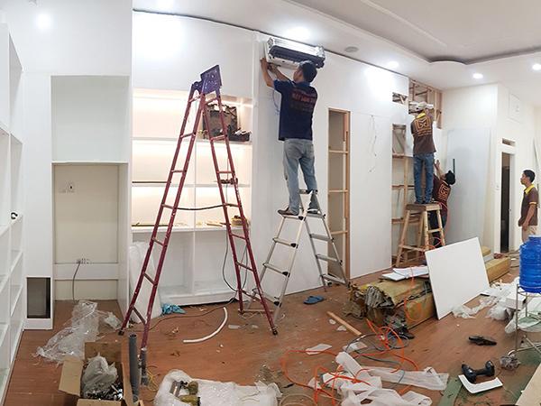 Dịch vụ xây dựng sửa chữa nhà với đội ngũ nhân công tay nghề cao