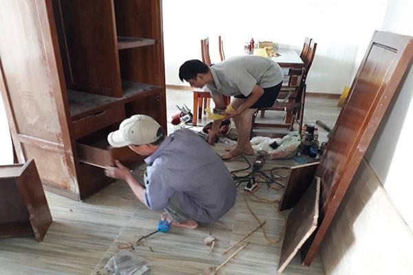 Báo giá dịch vụ sơn sửa đồ gỗ tại Đông Phương