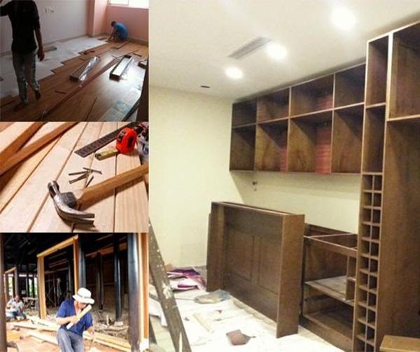 Nhận sơn sửa đồ gỗ nhanh chóng, đảm bảo tiến độ