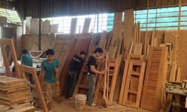 Sơn sửa đồ gỗ nhanh chóng với đội ngũ nhân công chuyên nghiệp
